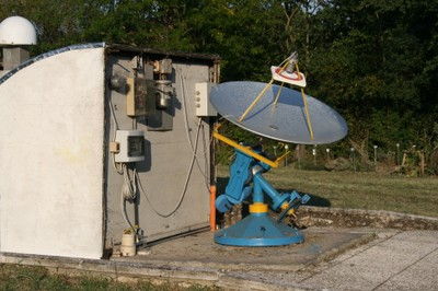 Il Radiotelescopio