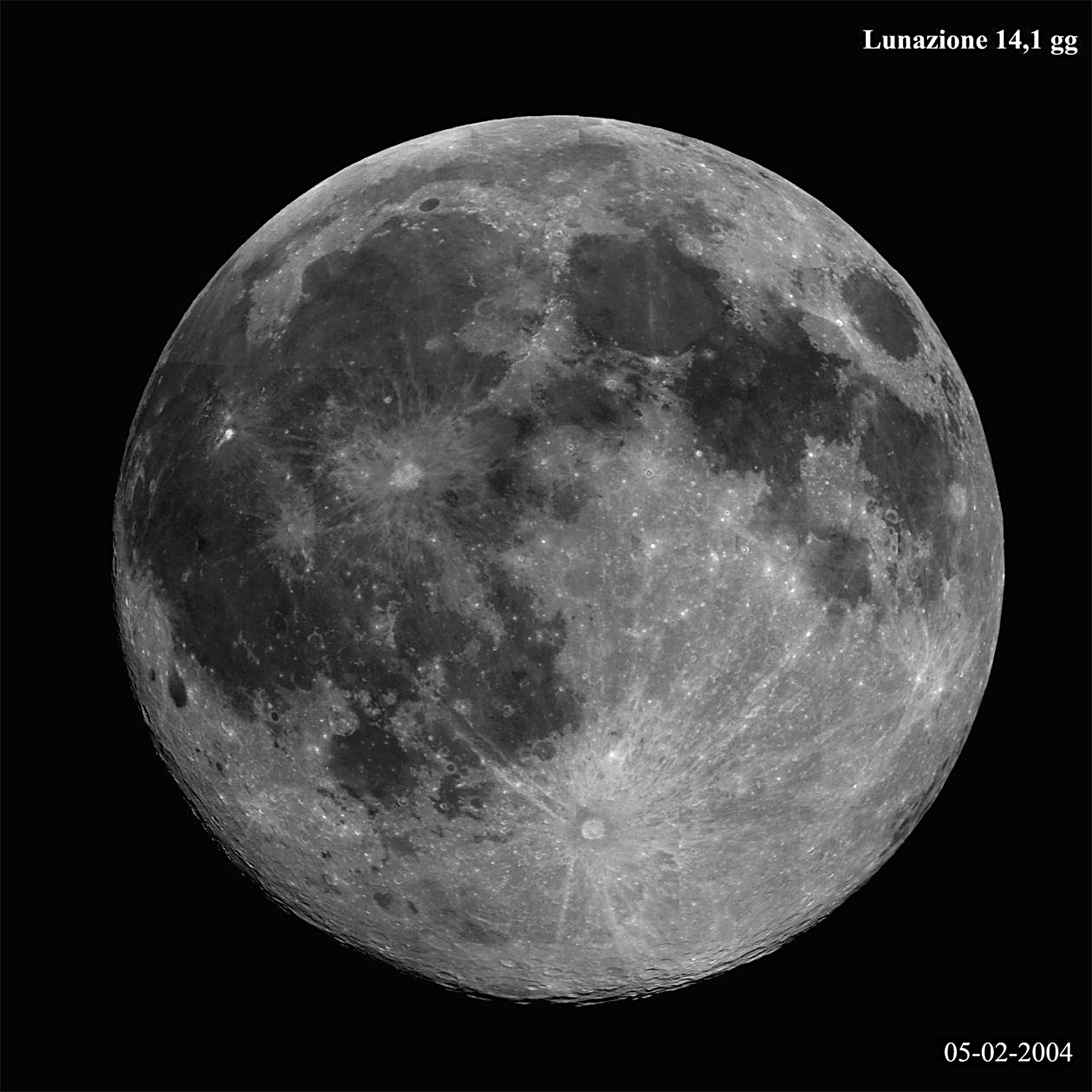 Luna 14,1 giorni