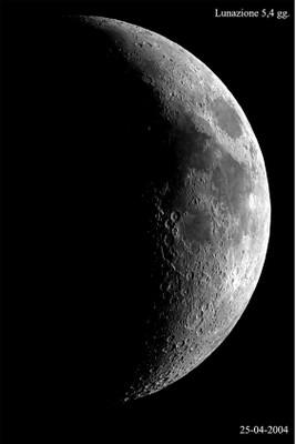 Luna 4,5 giorni