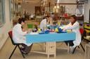 Attività di ricerca al laboratorio